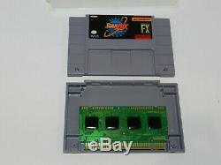 StarFox Super Weekend Competition Cart Game Super Nintendo SNES Not For Resale