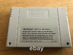 Starwing Competition / Starfox Weekend Super Nintendo SNES Rare Not For Resale