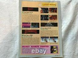 Sunset Riders (Super Nintendo SNES) Complete CIB with Ad COLLECTOR