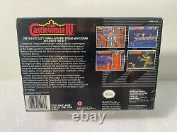 Super Castlevania IV (Super Nintendo Entertainment System, 1991) Brand New Seal