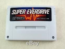 Super Everdrive v2 + DSP1 for SNES SFC (Official Krikzz) DSP Nintendo US Seller