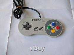 Super Famicom Nintendo SNES Console Region Free with HD Scart RGB, 1080p Upscaler