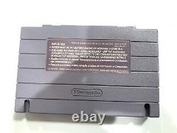 Super Mario Kart (Super Nintendo, 1992) Authentic Complete in Box CIB SNES! VG