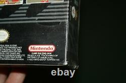 Super Mario Kart (Super Nintendo SNES) NEW SEALED FIRST PRINT, RARE HOLY GRAIL