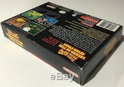 Super Mario RPG Super Nintendo SNES CIB Complete