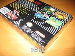 Super Mario RPG Super Nintendo SNES Game New Factory Sealed