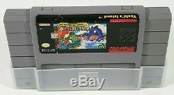 Super Mario World 2 Yoshi's Island AUTHENTIC Super Nintendo SNES Complete CIB