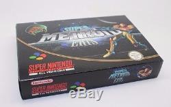 Super Metroid Eris Super Nintendo Snes Pal Ntsc