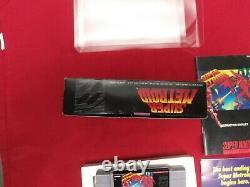 Super Metroid (Super Nintendo, SNES) Complete in Box CIB Authentic
