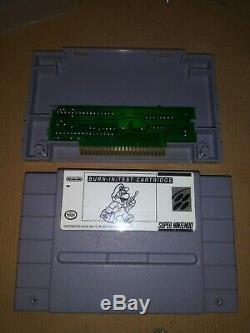 Super Nintendo Burn-In Test CartridgePN 23278 1991 SNES Revision D Very Rare