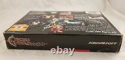 Super Nintendo Chrono Trigger NTSC SNES RARE With maps & Manual