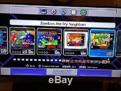Super Nintendo Classic Edition Console SNES Mini Entertainment System 1500+ Game