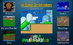 Super Nintendo Classic Edition Console SNES Mini Entertainment System 480+ Games
