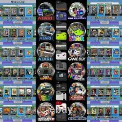 Super Nintendo Classic Mini Edition SNES System 12000+ Games! Full libraries