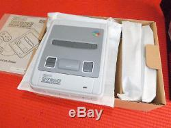 Super Nintendo Classic Mini SNES Entertainment System Classic Edition AU PAL nes