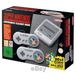 Super Nintendo Classic Mini SNES New unopened £1 Start Bid