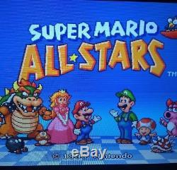 Super Nintendo Classic Mini Ultimate Edition Snes 260+ Games! Megadrive Nes