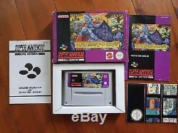 Super Nintendo Console+7 Games+2 Controllers SNES PAL+Supaboy S