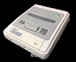 Super Nintendo Console Only SNES PAL Seller Refurb