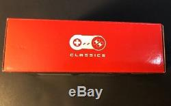 Super Nintendo Entertainment System Classic Edition SNES Classic NEW