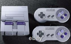 Super Nintendo Entertainment System SNES Classic Edition NEW Ships FREE & FAST