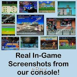 Super Nintendo Entertainment System SNES Mini Classic Edition Console NEW