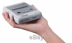 Super Nintendo Entertainment System SNES Mini Classic Edition NEW 2017