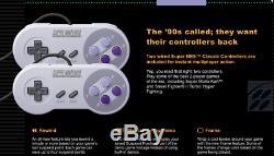 Super Nintendo Entertainment System Super NES Classic Asia Edition SNES MINI NEW