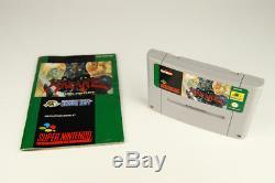 Super Nintendo Hagane SNES OVP CiB Schutzhülle