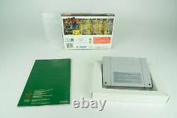 Super Nintendo Hagane The Final Conflict SNES OVP mit Anleitung Schutzhülle