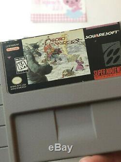 Super Nintendo Lot with CHRONO TRIGGER, LEGEND OF ZELDA, MORE SNES TESTED