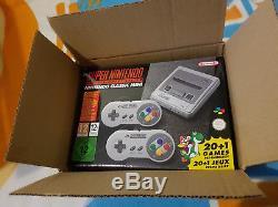 Super Nintendo Mini (SNES MINI) MODDED TOP 100 + 21 Games, Special Delivery