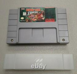 (Super Nintendo, SNES, 1994) Donkey Kong Country CIB