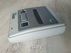 Super Nintendo SNES 1 Chip One Konsole Original sehr guter Zustand