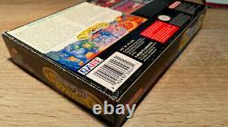 Super Nintendo SNES // Battletoads in Battlemaniacs + OVP // dt. PAL