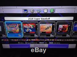 Super Nintendo SNES Classic Edition HACKED MODDED 400+ SNES GAMES + ALL BOX ART