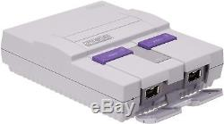 Super Nintendo SNES Classic Edition Modded w. 225+ Games & Quick Reset Function