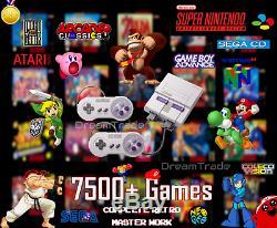 Super Nintendo SNES Classic Edition Retro Gaming Mini Console