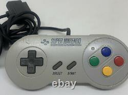 Super Nintendo SNES Console With 2 Games Fully Working PAL