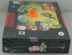 Super Nintendo SNES Earthworm Jim 2 Brand New Factory Sealed