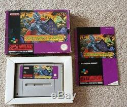 Super Nintendo SNES Games x14 -Super Mario World, Mario Paint, Kart, Donkey Kong