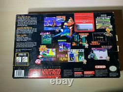 Super Nintendo SNES Mini Jr. Game Console System Brand New
