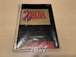 Super Nintendo SNES Mini System Game Console Zelda Brand New