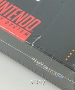Super Nintendo SNES Mortal Kombat 3 Brand New Factory Sealed