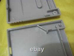 Super Nintendo SNES Replacement Plastic Case Shell Game Cartridge PAL/JP New