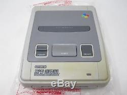 Super Nintendo SNES Street Fighter 2 Turbo Console Boxed Limited Edition