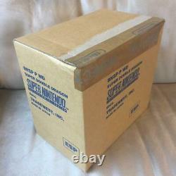 Super Nintendo SNES Super Double Dragon 6pc PAL ESP Spanish Factory sealed