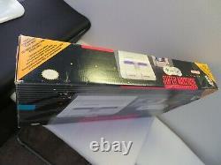 Super Nintendo SNES Super Mario World Edition Console