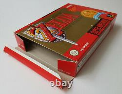 Super Nintendo SNES The Legend Of Zelda A Link To The Past PAL NOE