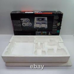 Super Nintendo Snes Entertainment System Mario Bundle (complete) Look Desc. T46b